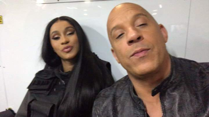 """Yes, Cardi B will feature in """"Fast & Furious 9"""""""