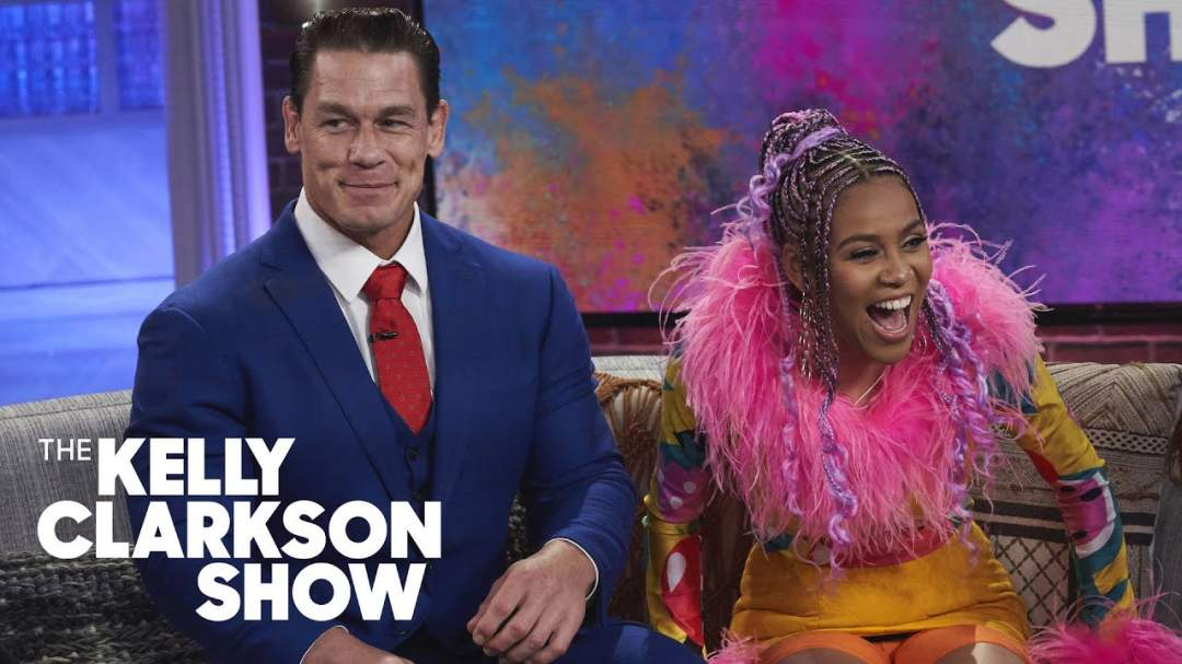 This Video of John Cena surprising South African Singer Sho Madjozi is so Heartwarming   WATCH