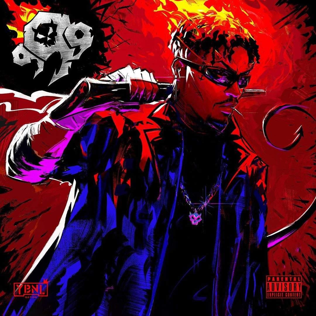 Olamide 999 Album Art