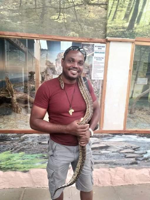 Vet Snake