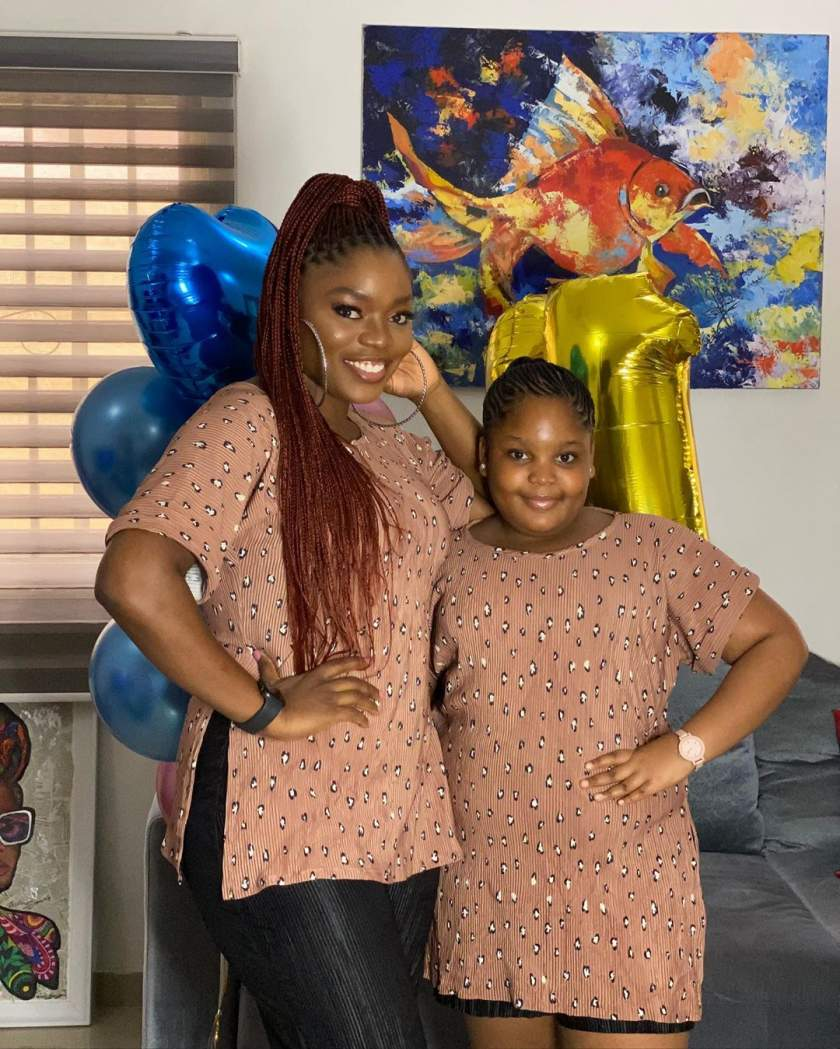 We Love how these Three Mums & their Daughters Look Picture Perfect in Matching Outfits