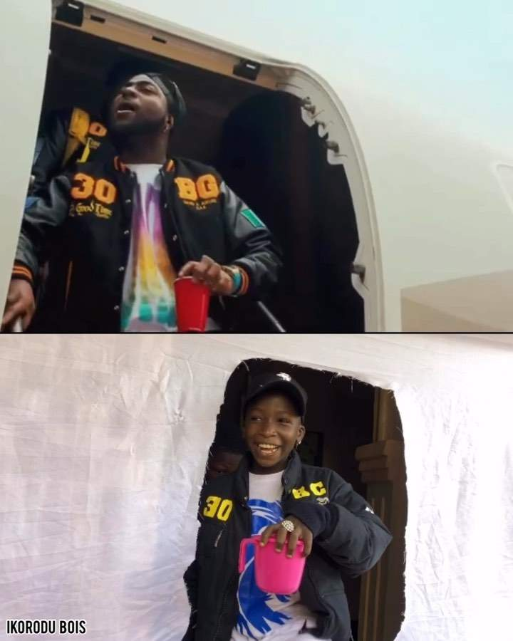 "Ikorodu Bois' Remake of Davido's Single ""Fem"" is Pretty Hilarious & Creative (Watch)"