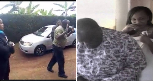 Viral Video: Pastor disgraced after being caught pants down with pregnant sister-in-law