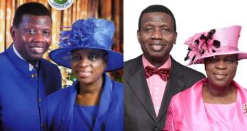 """""""Touch My Wife And I Will Kill You""""- Pastor Enoch Adeboye"""