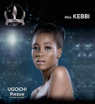 #MBGN2017: Miss Kebbi, Ugochi Ihezue crowned Most Beautiful Girl In Nigeria 2017 (See Photos)