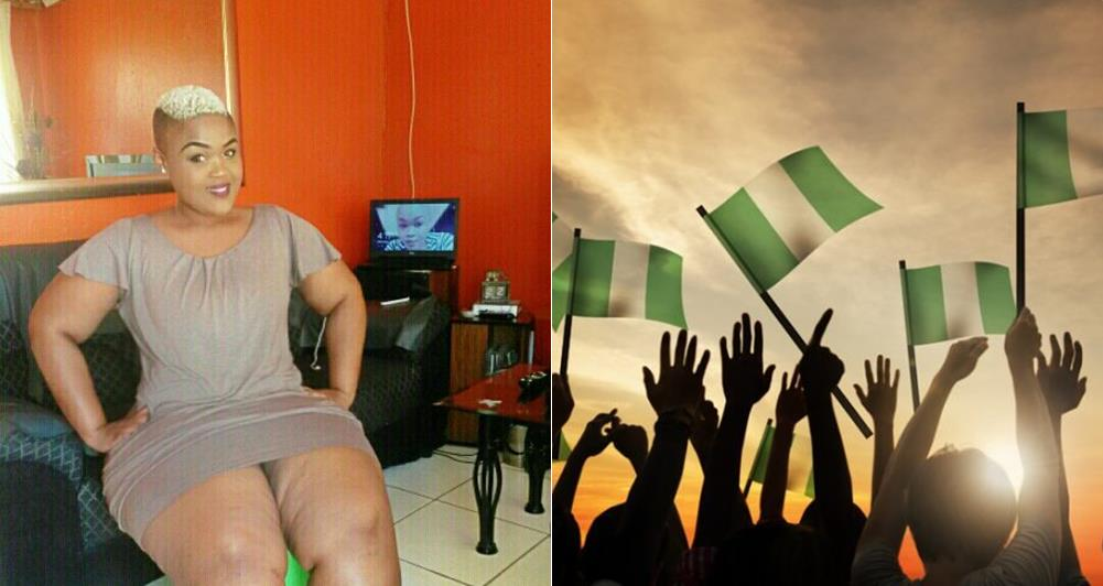 """""""I've never met an independent woman who dates Nigerians""""- South African lady"""