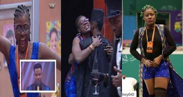 #BBNaija: Alex has been evicted from the Big Brother Naija game