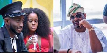 Don Jazzy reacts to Miracle winning and Cee-C as last female standing... #BBNaija