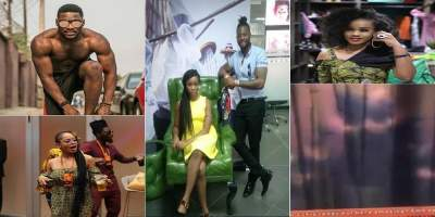 #BBNaija 2018: Sex In The Toilet, Cee-C And 3 more Talking Points Of 'Double Wahala'
