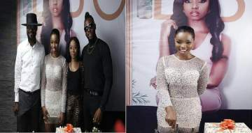 Lovely photos from Bambam's 29th birthday bash in Abuja