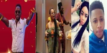 #BBNaija 2018: Nina speaks on relationship with Miracle and Collins