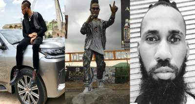 Phyno gets a statue in Eleme, Port Harcourt