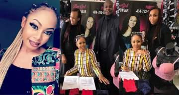 #BBNaija: Nina bags endorsement deal with 'Slim Girl Shape Wear' (Photos)