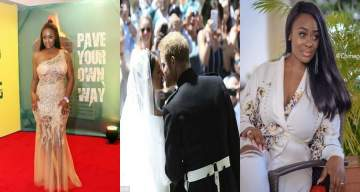 BBNaija's Uriel Oputa reacts to Meagan Markle and Prince Harry's royal wedding