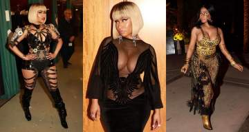 I've been proposed to 3 times - Nicki Minaj asked ladies to know their worth