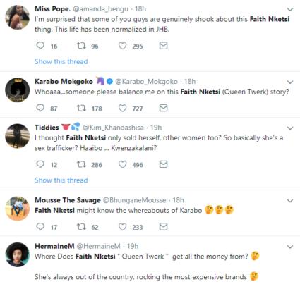 Davidos Ex Girlfriend Faith Nketsi Exposed As A Hard Core Pimp Who Lures Young Women Lailasnews 4