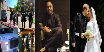 Kings are allowed to be lavish, pastors, especially those fed by their congregations MUST be humble!- Daddy freeze
