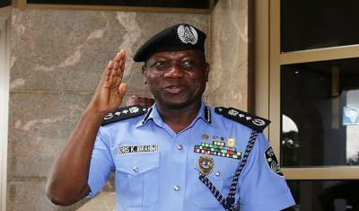 Police IG Idris Unable To Read His Speech In Kano (Embarrassing Video)