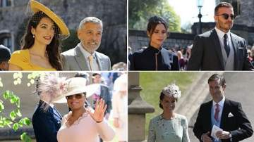 Amal Clooney, Oprah Winfrey And Pippa Middleton Lead The Best Dressed Guests At The Royal Wedding