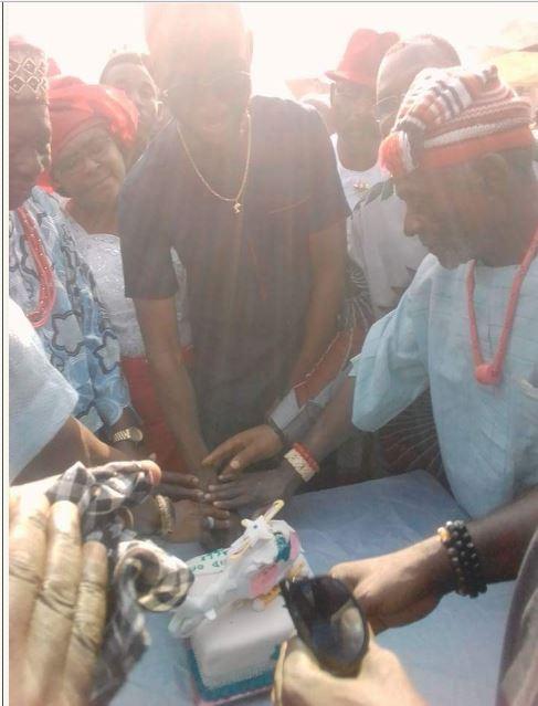 Miracle Honoured In His Village 1
