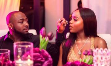 Chioma's 'Father' Sends Her Serious Warning About Romance With Davido