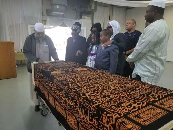 Burial Ceremony Of Aisha Abimbola 5