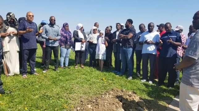 Burial Ceremony Of Aisha Abimbola 2