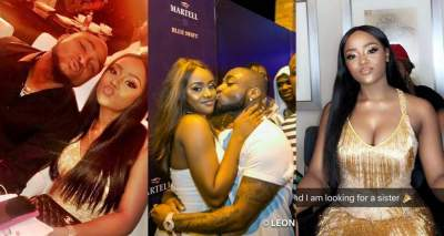 Why Nigerian ladies should be like Chioma - Davido