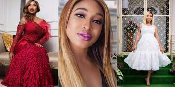 """If you love a good head, open up and tell your partner""- Tonto Dikeh advises couples"