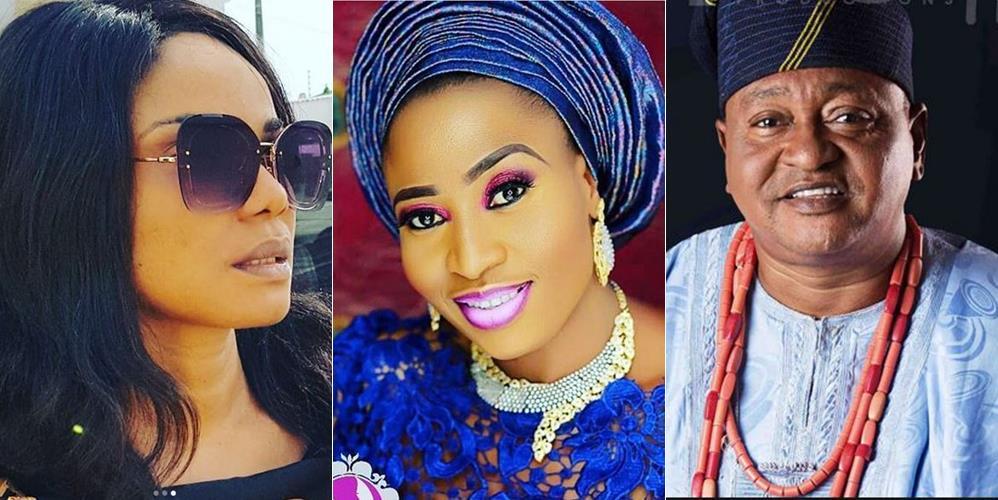 Jide Kosoko, Iyabo Ojo, Yinka Quadri, others react to Aisha Abimbola's (Omoge Campus) death