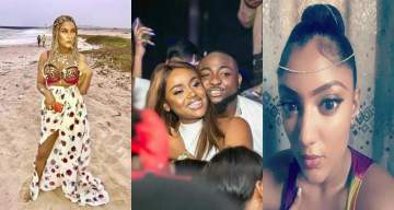 Gifty reacts to online backlash over her shady post directed at Davido & his girfriend, Chioma