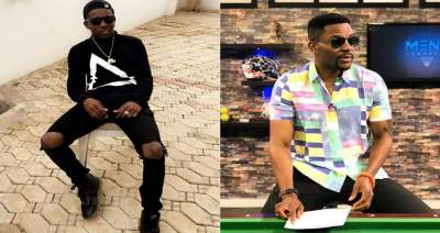 I Was A Bus Conductor For Almost A Decade - Singer, Small Doctor Opens Up To Ebuka