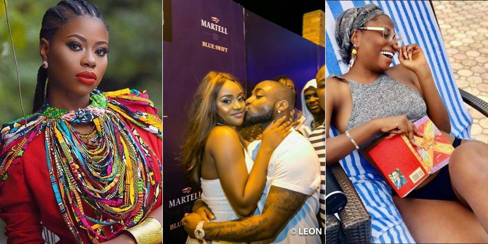 Davido's babymama, Sophia Momodu advise Ladies on their relationship