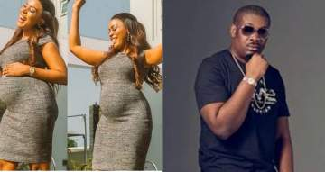 Check Out Don Jazzy's Reaction To Linda Ikeji's Pregnancy News