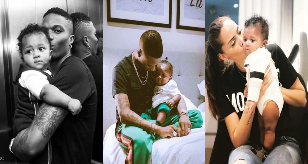 Wizkid's third baby mama, Jada Pollock praises him amidst 'deadbeat allegations'