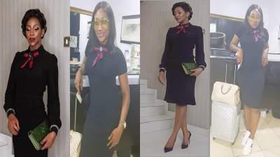 Battle Of The Gucci Neck Bow - Genevieve Nnaji Vs Oge Okoye (Photos)