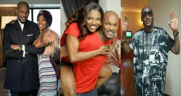 '2face is a very doting father' - Annie Idibia