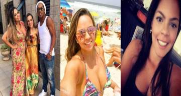 More photos of the two women Brazilian legend Ronaldinho is set to marry at the same time