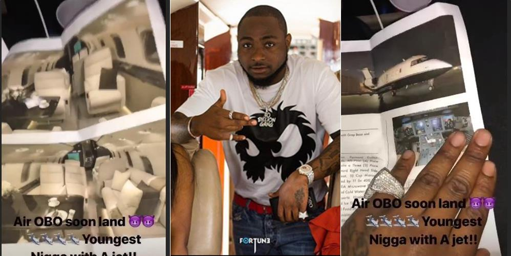 See How Much It Costs to Own and Maintain a Challenger 605 - Davido's Private Jet