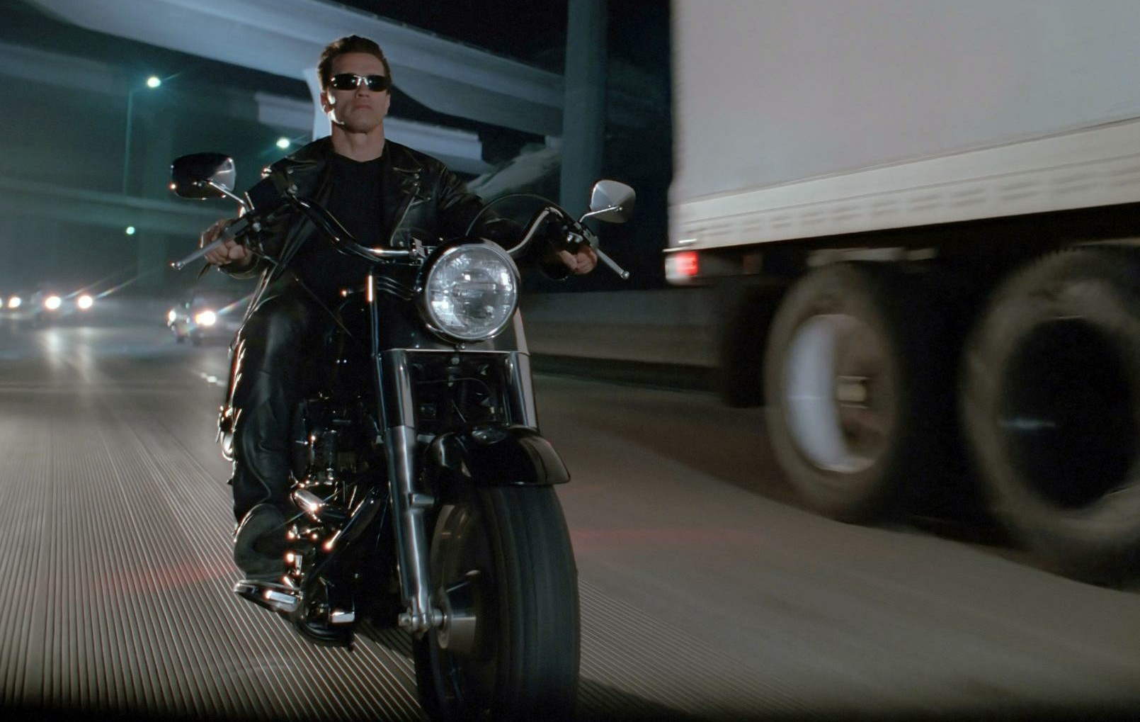 Arnold Schwarzenegger's Terminator 2 Bike Sold For N181m And Jacket For N8.7m