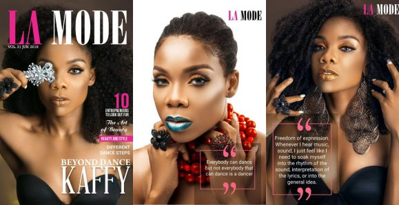Beyond The Dance Kaffy Lamode Magazine Cover @benzikmedia 2 4 Tile 1