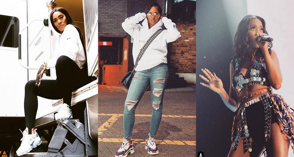 Tiwa Savage reacts to her song getting banned