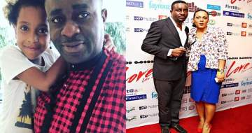 Emeka Ike subtly shades his ex-wife in his father's day post