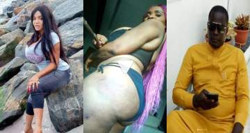 Cossy Ojiakor gets threats from family and friends of man who assaulted her