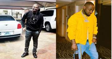 Davido reacts to Don Jazzy's impregnating a girl Twitter post