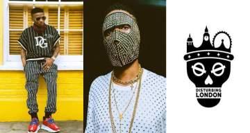 "Wizkid calls out his management company,""Disturbing London"""