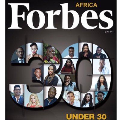 Forbes Africa 30 Under 30