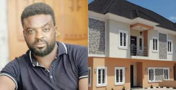 Any actor that owns a house in Lekki, VI, is into something else - Aremu Afolayan