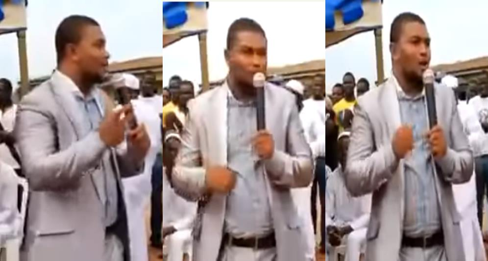 Igbo Pastor From Wealthy Background Converts To Islam, listen to his testimony (Photos+Video)