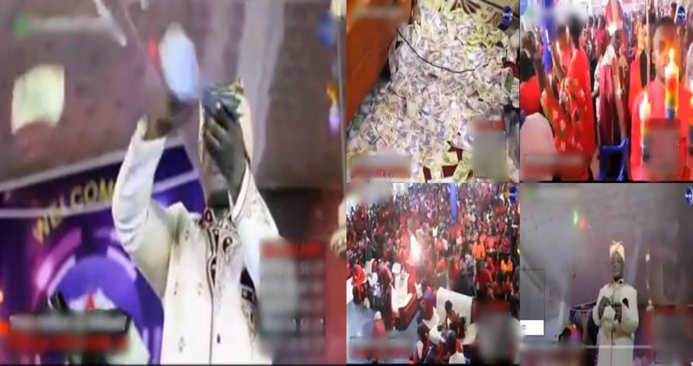 Ghana's first money ritual church emerges (Video)